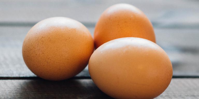 Instapot Hard Boiled Eggs